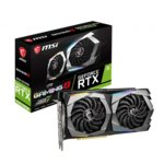 Видео карта nVidia GeForce RTX 2060 SUPER, 8GB, MSI GAMING X, PCI-E 3.0, GDDR6, 256bit, Display Port, HDMI image