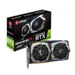 Видео карта nVidia GeForce RTX 2060 SUPER, 8GB, MSI GAMING X, PCI-E 3.0, GDDR6, 256bit, Display Port, HDMI image