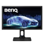 """Монитор BenQ PD2700Q (9H.LF7LA.TBE), 27"""" (68.58 cm) IPS панел, QHD, 100% sRGB покритие, 4 ms. 20 000 000:1, 350cd/m2, Display port, HDMI image"""
