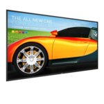"Публичен дисплей Philips 49BDL3050Q, 49""(124.46 cm), 4K UHD, Android, VGA, HDMI, DVI-D, Displayport, RS232, BNC, USB, LAN, черен  image"