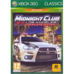 Midnight Club LA Complete Edition (Platinum), за XBOX360 image