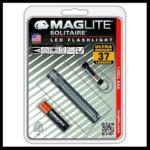Фенер MAGLITE Solitaire, 1 батерия AAA, 37 lm, настройващ се лъч, каишка с ключодържател image