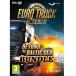 Игра Euro Truck Simulator 2 + Beyond the Baltic Sea Bundle, за PC image