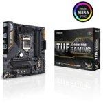 Дънна платка ASUS TUF Z390M-PRO GAMING, Z390, LGA1151, DDR4, PCI-E (HDMI)(SLI&CFX), 6x SATA 6.0 Gb/s, 1x M.2 Socket, 1x USB 3.1 (Gen 2), micro-ATX image