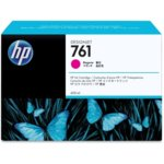 Мастило за HP DesignJet T7100 - Magenta - 761 - P№ CM993A, 400ml image