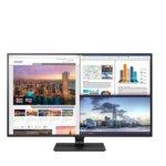 """Монитор LG 43UD79-B, 42.5"""" (107.95 cm) IPS панел, 4k, 5ms, 1 000:1, 350cd/m2, HDMI image"""