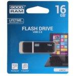 16GB USB Flash Drive, Goodram Umo 2, USB 2.0, черна image