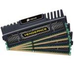 Памет 4x8GB DDR3 1600MHz Corsair Vengeance™ CMZ32GX3M4X1600C10 image