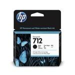HP 712 38-ml Black Ink Cartridge 3ED70A