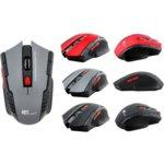 Мишка FanTech W529/W4, лазерна, безжична, USB image