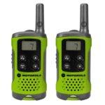 Walkie-Talkie Motorola TLKR T41, PMR446, 8 канала, до 4 km, LCD, зелен image