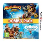 Madagascar 3: The Video Game + The Croods: Prehistoric Party Double Pack, за 3DS image