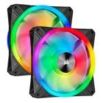 Corsair iCUE QL140 RGB Dual Fan Kit CO-9050100-WW
