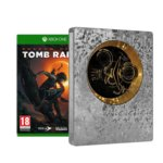Shadow of the Tomb Raider Steelbook Edition, за Xbox One image