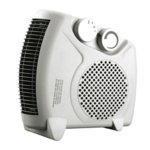 Вентилаторна печка Sapir SP 1970 F, 3 степени на мощност, отопление/охлаждане, 2000W, бяла image