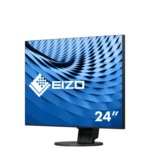 "Монитор EIZO EV2456-BK, 24.1""(61.21 см) IPS панел, WUXGA, 5ms, 250 cd/m2, HDMI, DP, DVI, VGA image"