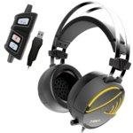 Слушалки Gamdias HEBE M1 RGB Virtual 7.1