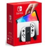 Nintendo Switch OLED White