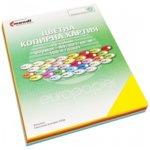 Хартия Mondi, A4, 80 g/m2, 100 листа, различни цветове image