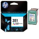 ГЛАВА HP Deskjet D4260 Printer series, Officejet J5780/J5785 All-in-One series - Color (351) - P№ CB337EE - заб.: 3.5ml image