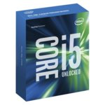 Intel Core i5-7600K четириядрен (3.8/4.2GHz, 6MB Cache, 350MHz-1.15GHz GPU, LGA1151) BOX, без охлаждане image