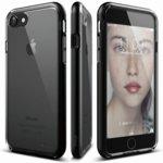 Хибриден кейс Elago Dualistic Case, iPhone 7, HD покритие+микрофибърна кърпа, черен image