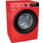Пералнa машина Gorenje WEI843R, A+++, 8 кг. капацитет на пране, 1400 обороти в мин., 16 програми, свободностояща, 60 cm. ширина, червена image