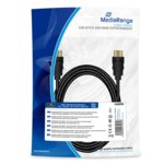 MediaRange HDMI-HDMI 18 Gbit/s MRCS198