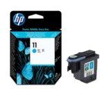 ГЛАВА HP Business Inkjet 2200/2250/DesignJet 500/800 - Cyan - P№ C4811A image