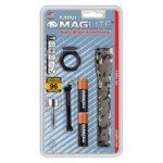 Фенер Mini MAGLITE, 2x батерии АА, 14lm, водоустойчивост, блистер, камуфлаж image