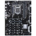 Дънна платка ASUS B250 MINING EXPERT, B250, LGA1151, DDR4, 1x PCI-E x16, 18x PCI-E x1, 4x SATA 6Gb/s, 6x USB 3.1 Gen1, 4x USB 2.0, ATX image