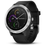 Смарт часовник Garmin Vivoactive 3 010-01769-02, Bluetooth 4.0, водоустойчив, пулс монитор, GPS, NFC, черен image