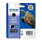 ГЛАВА ЗА EPSON STYLUS PHOTO R3000 - Photo Black - P№ C13T15714010 - заб.: 25.9ml. image