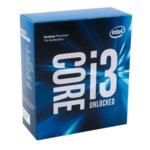 Intel Core i3-7350K двуядрен (4.20GHz, 4MB Cache, 350MHz-1.15GHz GPU, LGA1151) BOX image
