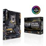Дънна платка Asus TUF Z390-PLUS Gaming, Z390, LGA1151, DDR4, PCI-E 3.0 (DP&HDMI)(CFX), 6x SATA 6Gb/s, 2x M.2 socket, 2x USB 3.1 (Gen 2), ATX image