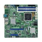 Дънна платка за сървър ASRock Rack D1540D4U-2T8R, 1x Intel Xeon D1540, DDR4 ECC DIMM, 2x LAN1000, 6x SATA 6Gb/s, 2x USB 3.0, uATX image