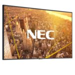 "Публичен дисплей NEC C431, 43""(109.22 cm), Full HD, VGA, HDMI, DisplayPort, RS232, USB, LAN, черен image"