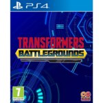 TRANSFORMERS: BATTLEGROUNDS PS4