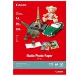 Фотохартия Canon MP-101, А4, матова, 170 g/m2, 50 листа image