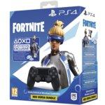 Геймпад Sony DualShock 4 V2 Fortnite Neo Bundle, безжичен, за PS4, черен image