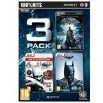 Batman троен пакет - Batman Arkham Asylum (GOTY), Batman Arkham City (GOTY) (с включени DLC пакети), Batman Arkham Origins, за PC image