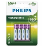 Philips Rechargeable AAA 950 mAh R03B4A95/10