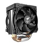 Охладител за процесор Gigabyte ATC700 RGB, съвместим с Intel(2066, 2011-3, 2011, 1366, 1150, 1151, 1155, 1156, 775) и AMD(FM2+, FM2, FM1, АМ4, AM3+, АМ3, AM2+, AM2, 939, 754) image