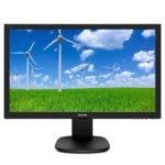 """Монитор Philips 243S5LHMB, 24""""(60.96 cm) TFT-LCD панел, Full HD, 1ms, 10000000:1, 250 cd/m2, VGA, HDMI image"""