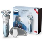 Самобръсначка Philips SW 7700/67, за сухо и мокро бръснене, V-Track ножчета Precision Pro. SkinGlide. SmartClick, сивa image