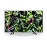 """Телевизор Sony KD-43XG7096, 42.5"""" (108 cm) Smart LED TV, Ultra HD, DVB-T/T2/S/S2/C, LAN, Wi-Fi, 3x HDMI, 3x USB image"""