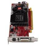 Видео карта AMD Radeon HD 2400XT, 256MB, HP KD060AA, PCI-E, DDR2, 64-bit, DMS-59, S-video image