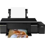 Мастиленоструен принтер Epson L805 Inkjet, цветен, 5706x1440 dpi, 37 стр/мин, Wi-Fi, USB, A4 image