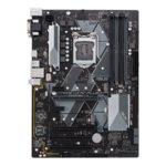 Дънна платка Asus PRIME H370-PLUS/CSM, H370, LGA1151, DDR4, PCI-Е(HDMI&DVI)(CFX), 6x SATA 6Gb/s, 2x M.2 Socket, 2x USB 3.1 (Gen 2), ATX image