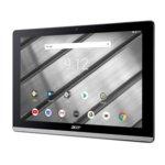 "Таблет Acer Iconia B3-A50FHD-K5XK (NT.LEXEE.002)(сребрист), 10.1"" (25.65 cm) WUXGA IPS дисплей, четириядрен Cortex A35 1.5 GHz, 2GB RAM, 32GB Flash памет (+ microSD слот), 5.0 & 2.0 MPix камера, Android, 560g image"